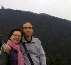 Bpk Yan Lesmana dan Istri