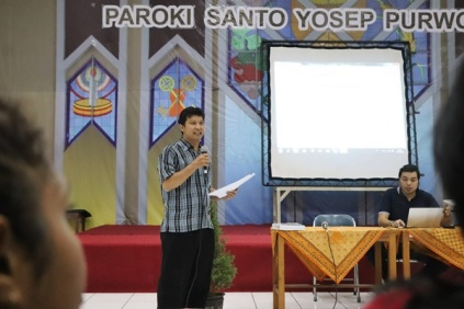 Laporan dana APP Paroki Sanyos