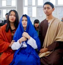 Maria dalam Tablo-1
