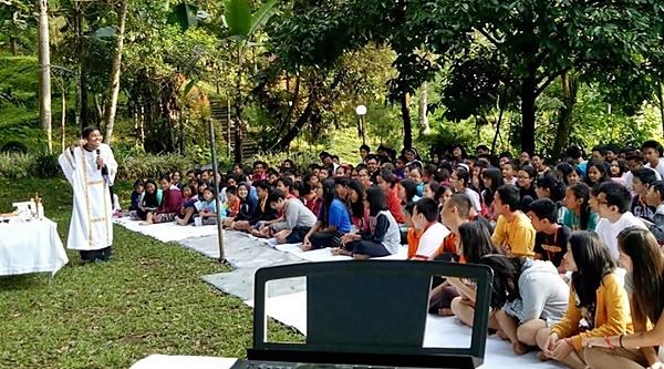 Misa Minggu Panggilan Dekanat Tengah KP di HG Baturaden