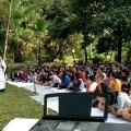 Misa Minggu Panggilan di HG Baturaden 120519