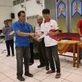 Penyerahan Proker DPP Stalingkat kepada Wakil kel kategorial