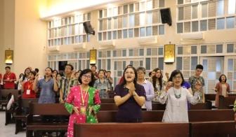 Doa dan Pujian Pentakosta