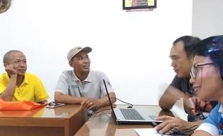 Rapat tim penataan lingkungan 11 Des 2018
