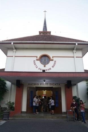 Gereja Santa Perawan Maria Purworejo