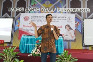 Pembicara Dwi Hastoto ST