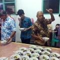 Makan bersama sebelum seminar-1
