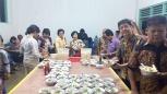 Makan bersama sebelum seminar