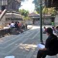 Berdoa di Candi HKY Ganjuran1