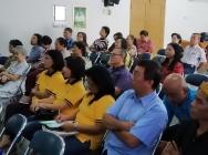 Peserta seminar keluarga