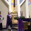Pemberkatan korona adven