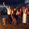 Sukacita malam tahun baru