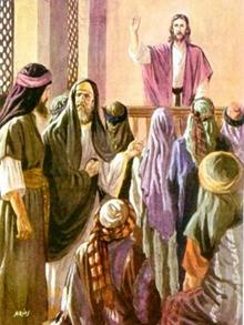 Yesus di Bait Allah-1