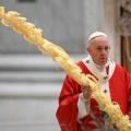 Vatican Pope Palm Sunday Mass